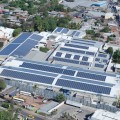 Spinning Mill Creates Clean and Efficient Energy from Panasonic Solar Panels